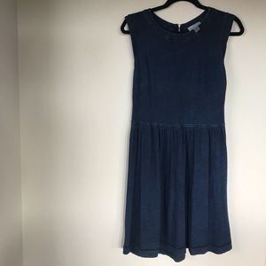 Loft, denim style dress